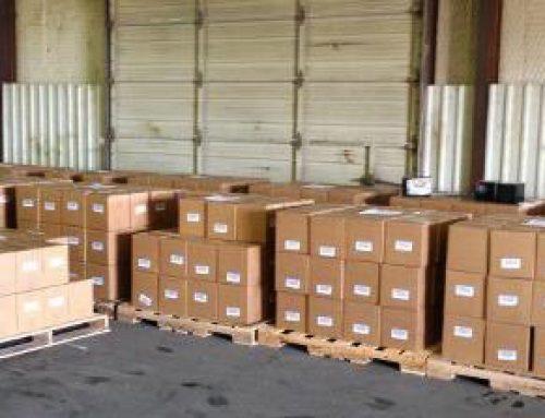 ByoSoil Shipment