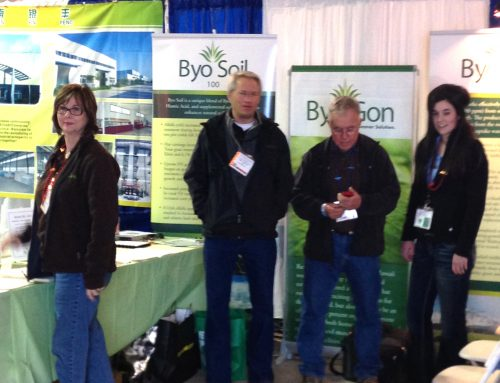 ByoSoil at World Ag Expo